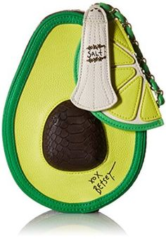 Betsey Johnson Kitsch Avacado Wristlet from $42.99 by Amazon BESTSELLERS