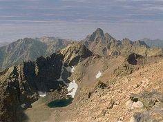 Corsica - Lacs de Corse - Lac du Cinto (lavu di u Cintu en corse) est un lac de Haute-Corse, il est situé au sud-ouest du Massif du Monte Cinto à 2 289 m d'altitude.