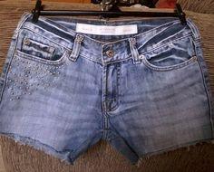 shortin R$75,75 short customizado todo lindo. olha só que mimoooo!