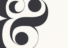 Lettrine #ampersand