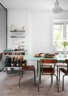 my scandinavian home: An industrial inspired Swedish home + competition winner