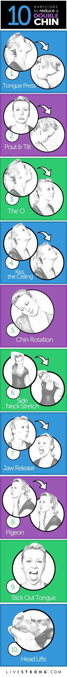 10 great exercises to tone your neck and chin. http://www.4myprosperity.com/?page_id=19
