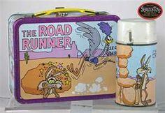 Road Runner lunch box