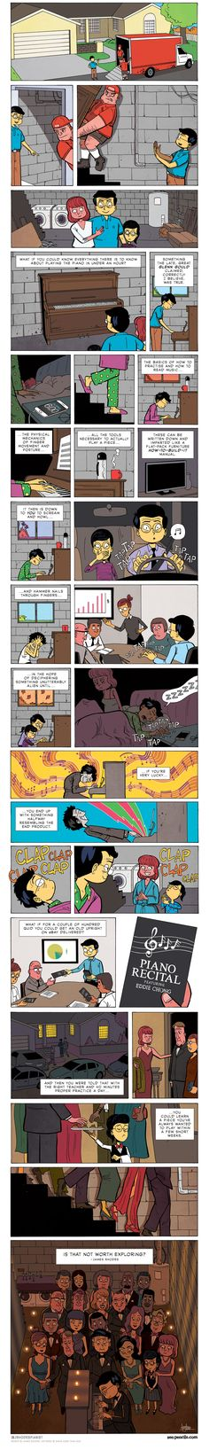 ZEN PENCILS » 180. JAMES RHODES: Is that not worth exploring? Part 2
