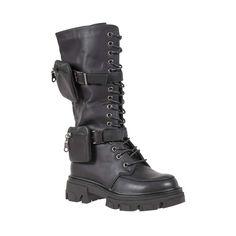 images Combat Boots, Biker, Shoes, Fashion, Moda, Zapatos, Shoes Outlet, Fashion Styles, Shoe