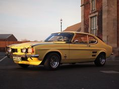 1972 Ford Capri | Classic Driver Market