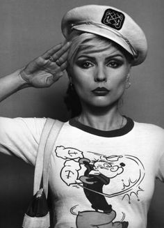Punk Princess. Debbie Harry