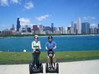 Hop on the most innovative tour to hit Chicago in years! Gliding around the Windy City on your very own Segway, you'll see all the famous sights - Buckingham Fountain, Navy Pier, Lake Michigan and more. Be one of the first to take part in this unique, unforgettable experience! www.partner.viator.com/en/11907/tours/Chicago/Chicago-Segway-Tour/d673-3397CHICAGO