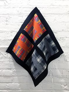 Anni plaid quilt by Heather Jones Studio. Featured at Quilting With Plaid blog