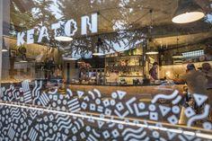 KEATON WINE BAR - San Bonifacio - Verona - studioenricopasti // Photo: Tiziano Cristofoli