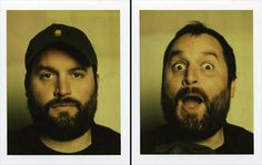 Tom Segura, American stand-up comedian.