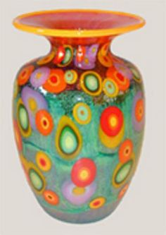 Mad Art glass, Rina Fehrensen and Michael Maddy