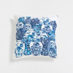 Zara Home: Vase Cushion