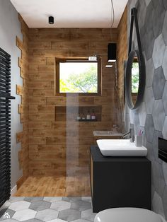 Serene Bathroom, Modern Bathroom Decor, Rustic Bathrooms, Bathroom Styling, Small Bathroom, Bathroom Design Luxury, Home Interior Design, Toilette Design, Casa Loft