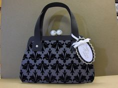 Becky Roberts purse by bonniejean - Cards and Paper Crafts at Splitcoaststampers