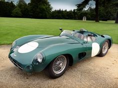 Aston Martin DBR 1/2, the most successful racing car ever built by Aston Martin, has been offered on sale by Talacrest, for a price of $31.76 million.