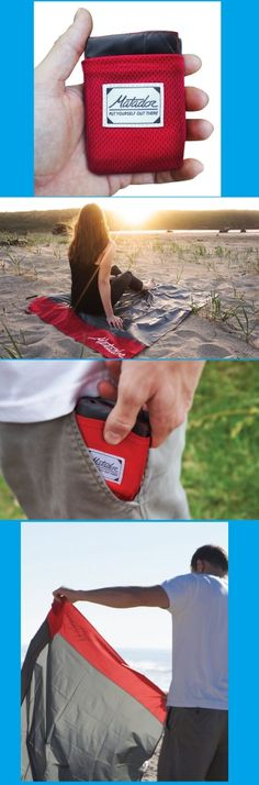 Pocket Sized Picnic Blanket Perfect for small adventures