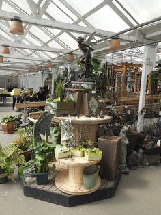 Fairy garden displays - Miniature Gardening at the Big Garden Centers – Fairy garden displays Magic Garden, Big Garden, Garden Shop, Organic Gardening, Gardening Tips, Fairy Gardening, Gardening Quotes, Urban Gardening, Amazing Gardens