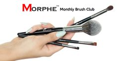Addicted to makeup brushes? Join the club and get a FREE makeup brush when you join using my link!