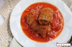 Passover Stuffed Cabbage Rolls | The Nosher - My Jewish Learning