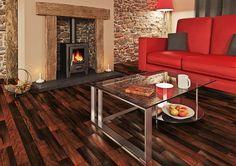 Arrow Ecoburn Plus stoves are made in Devon, UK