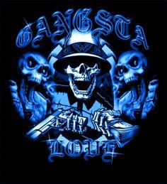 Gangsta Skulls | sku41.gif Gangsta Skull