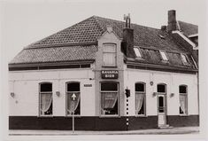 1986, Café Pas Buiten, Schouwburgring 200.