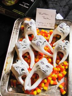 halloween folk art, halloween festival, fall festival, folk art festival, halloween and vine, candy art, halloween art, rotten teeth   Flick...