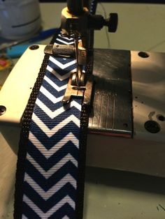 DIY Dog Collar-excellent instructions