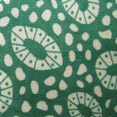 "VINTAGE fabrics | Vintage Fabric Gallery – 1930s Greens"" was published on December ..."