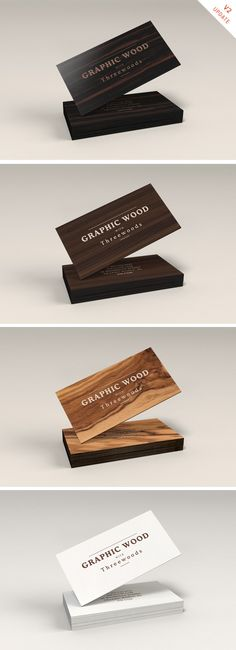 59 Ideas for business cars design wood logos Wood Business Cards, Business Card Maker, Business Card Mock Up, Business Card Design, Creative Business, Logo Psd, Wood Logo, Bussiness Card, Web Design