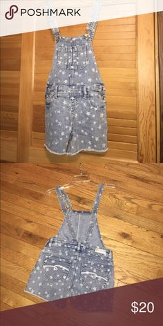 Star overalls from Justice They were worn twice and in very good condition Justice Other