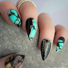 Nail Stylist // Luxe press-ons @perfect10customnails Instagram Photos and Videos • Yooying