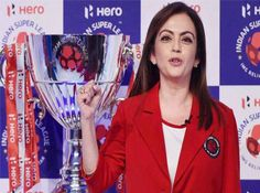 Noted sports promoter and founder chairperson of Reliance Foundation, Nita Ambani was elected as an individual member of IOC, with this; she becomes the first Indian woman to join the prestigious body which governs Olympic sports in the world.  Nita Ambani, 52, is elected as an individual member of International Olympic Committee (IOC), which governs Olympic sports in the world. She becomes the first Indian woman to join this prestigious Olympic Committee.  She is the promoter and founder…