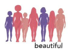 All bodies are beautiful!