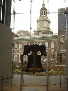 Liberty Bell & Independence Hall, Philadelphia, Pennsylvania - been