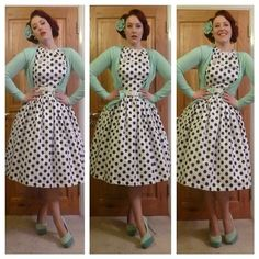 Love the whole outfit <3  #uniquevintage #uvdarlings