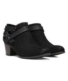 This Black Ghandi Bootie by FERGALICIOUS BY FERGIE is perfect! #zulilyfinds