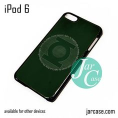 Green Lantern Logo YD iPod Case For iPod 5 and iPod 6