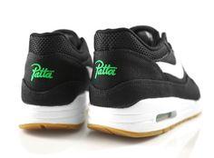 Nike Air Max Patta Black Lucky Green