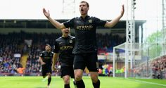 Manchester City took the open door to recover their title offer on track with a 2-0 triumph away to Crystal Palace.