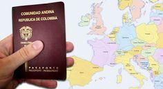 VISIÓN FUTURA JUVENTUD TRANSFORMADORA SIN DISTINGO SOCIAL.: ¿Qué falta para que quiten la visa Schengen?