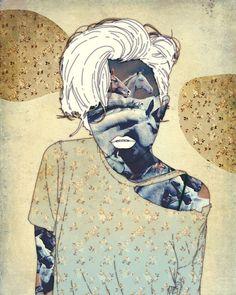 Fabian Ciraolo digital print