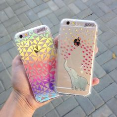 These cases will bring more color to your day![all our cases are for iPhones…