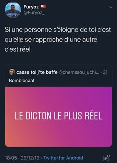Citation Instagram, Happy Minds, French Quotes, Text Quotes, Bad Mood, Quotations, Life Quotes, Sad, Facts
