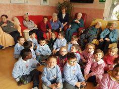 Anziani e Bambini … Testimoni di un Tempo. Il progetto della scuola dell'infanzia Gianni Rodari di Giulianello