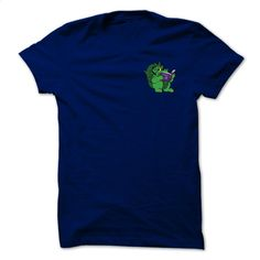 Green Dragon Reading Purple Dragon Book Pocket Design T T Shirt, Hoodie, Sweatshirts - hoodie outfit #fashion #T-Shirts