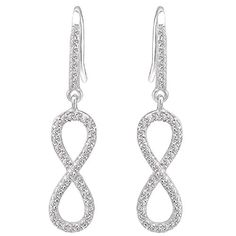 Ever Faith 925 Sterling Silber Figure 8 Unendlichkeit Form Bling CZ Hoop Braut Ohrringe Haken N06056-1 Ever Faith http://www.amazon.de/dp/B011BBTXQS/ref=cm_sw_r_pi_dp_F7YVvb0H3QAE6