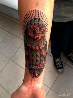 follow the colours karolina bebop tattoo 27 Estampas e muitas cores nas tatuagens de Karolina Bebop