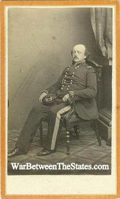CDV General Benjamin F. Butler